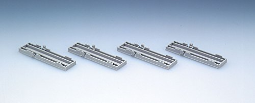 Tomytec N Gauge Double Track Pier Rail Spacer 3074 (4 Pieces) image