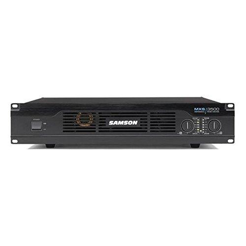 Samson MXS3500 |3550 Watt Professional Power Amplifier by Samson