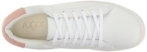Fx SGR Sugar Sneaker Pnk Sde Women's Fashion Ginger Wht 0wZnT5wq