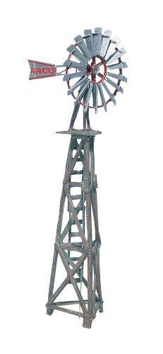 - Woodland Scenics HO Scale Scenic Details Aeromotor Windmill by Woodland Scenics