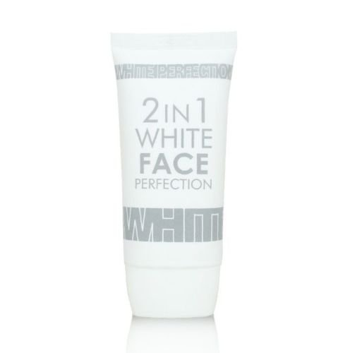([PIOOM] 2 IN 1 WHITE FACE PERFECTION 50ml Quick Lightening Anti Aging Moisturizing Not Wash Type)