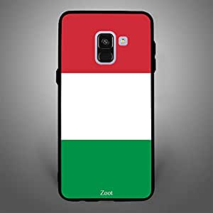 Samsung Galaxy A8 Italy Flag