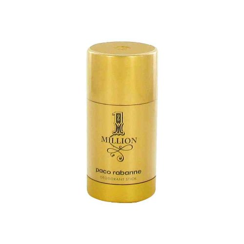 1 Million by Paco Rabanne Deodorant Stick 2.2 oz for Men ()