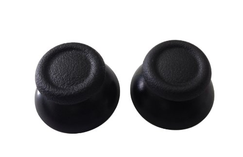 Lot of 10 Pairs of Thumbsticks Thumb sticks for Sony Playstation 4 PS4 Controller-Black