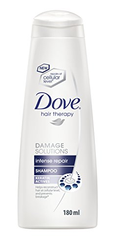 Dove Intense Repair Shampoo, 180ml