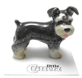 (SCHNAUZER Puppy Dog