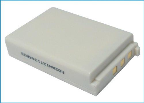 VINTRONS 3.7V Battery For Sharp EA-BL08, Zaurus SL-C3000, Zaurus SL-C3100, Zaurus SL-C1000