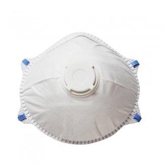 Business & Industrie 12 Stück Ffp2 Nr Feinstaubmasken Mit Ventil Staubmaske Atemschutzmaske
