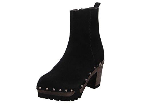 Femme Softclox Softclox Bottes Bottes Pour Noir wIYvUqd