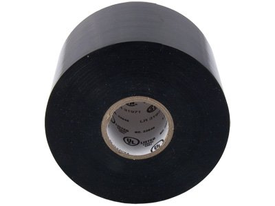 (Secure Cable Ties ET-P02066-BK PVC Premium Electrical Tape, -18 to 105 Degree C, 66' Length, 2