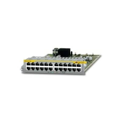 Image of Allied Telesis AT-SBX81GT24 24-Port 10/100/1000T ETHERNET LINE Card Routers