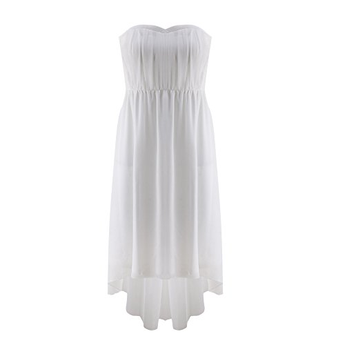 Buy beautiful short strapless dresses - 8