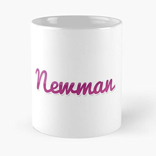 Newman Yourself Your Friend Funny Floral Coffee Mugs Gifts