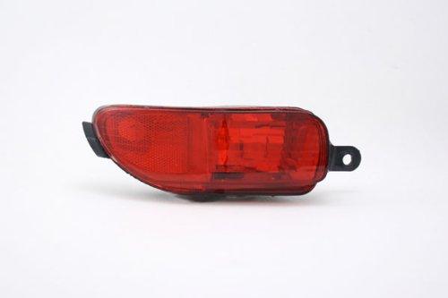 Prema Rear View Light Left Upper in Bumper/Bumper: