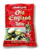Ambrosoli Old England Toffee Chilean Candies 4.59 oz. 5 Pack