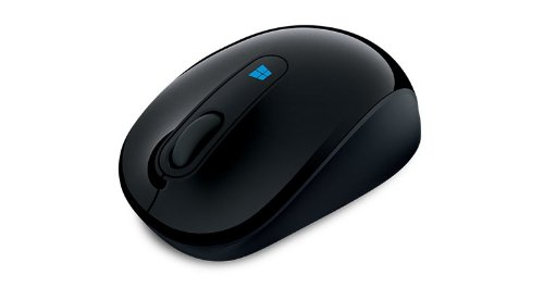 Microsoft Sculpt Mobile Mouse - Black (43U-00001) ()