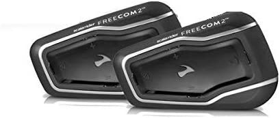 Negro scalarider freecom2duo intercomunicador