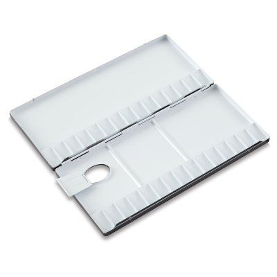 Holbein Aluminum Palette for Watercolor #150 by Holbein