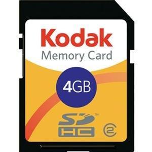 NEW Kodak 4GB SD (Flash Memory & Readers)