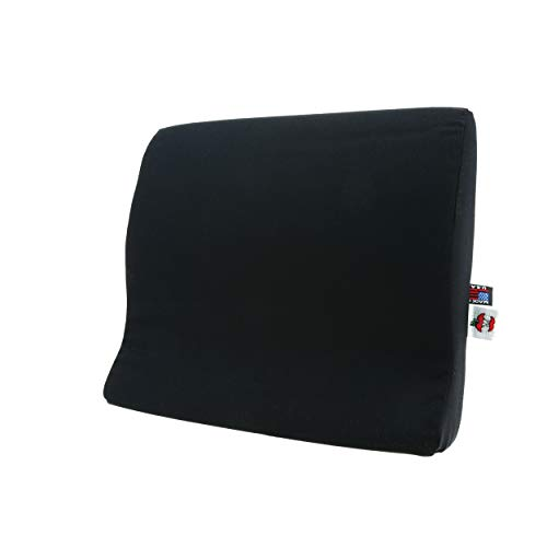 Core Products Lobak Rest Back Cushion - Black