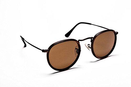 03f421d2d10 Round Sunglasses Womens Mens 70s