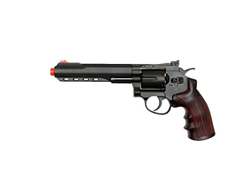 airsoft co2 revolver 500 fps - 1