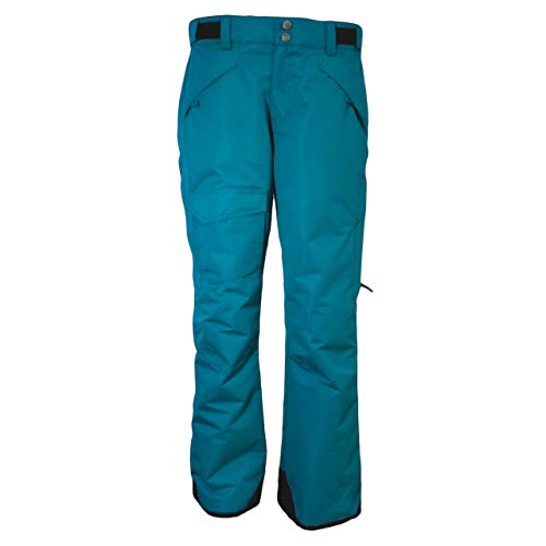 (Special Blend Winter Snow Pants - for Skiing, Snowboarding, Sledding, Outdoor Fun - for Women (Lagoon,)