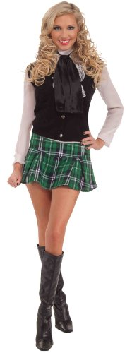 Kilt Mini Skirt