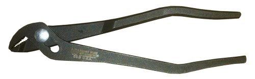Wilde Tool 5S No Grip Polished Carded Angle Nose Ignition Pliers , 5-Inch