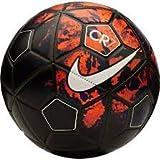 Nike Larjonna CR7 (Red/Black) Replica Football (Size-5)