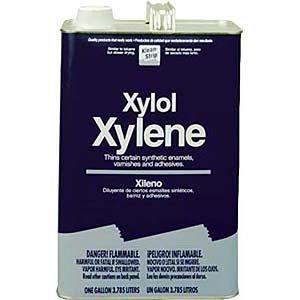 Klean-Strip GXY24 Xylol Xylene, 1-Gallon