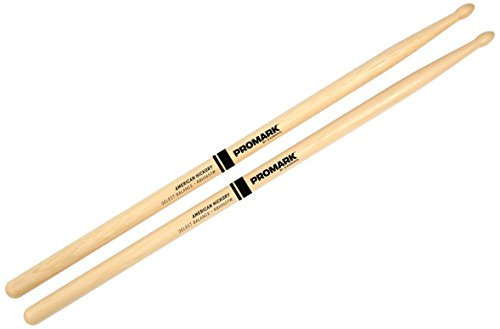 "Promark Select Balance Rebound Balance Drum Sticks, Wood Tip, .565""  (5A)"