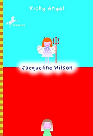 book cover of Vicky Angel
