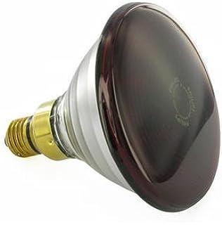 Philips PAR*** 38E Infraphil - Bombilla infrarroja (150 W)