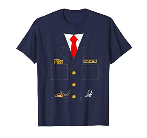 Train Conductor Shirt Costume | Adults | -