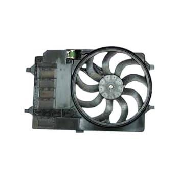 Engine Cooling Fan Resistor URO Parts 17117541092PRM fits 03-08 Mini Cooper