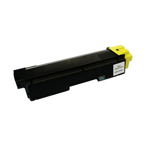 Do It Wiser Compatible Toner Cartridge Replacement for Kyocera FS-C5150DN - TK-582Y - (Yellow- 2,800 Pages)