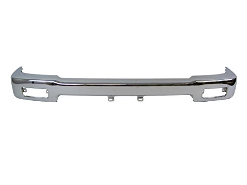 92-95 Toyota Pickup 4wd Front Bumper Face Bar Chrome TO1002104