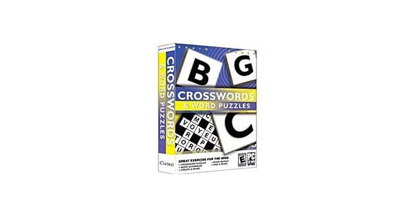 Amazon.com: Brain Games Crosswords & Word Puzzles - PC: Video Games