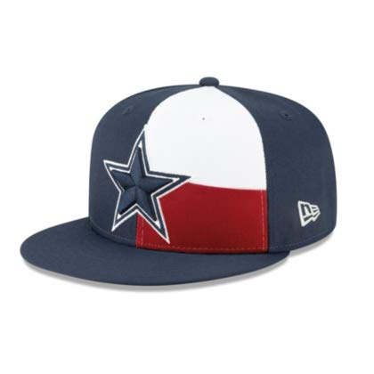 abc085ead Amazon.com : Dallas Cowboys New Era 2019 Draft Youth Spotlight ...