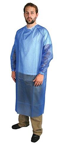 Splash Protection PVC 8 Mil Coat Apron - XL