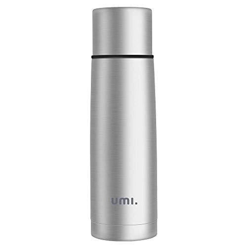 UMI by Amazon - Termo Cafe, 500ml , Frasco de Vacio de Acero Inoxidable, Sin BPA , para Ninos, Colegio, Oficina, Viajes, Aire libre