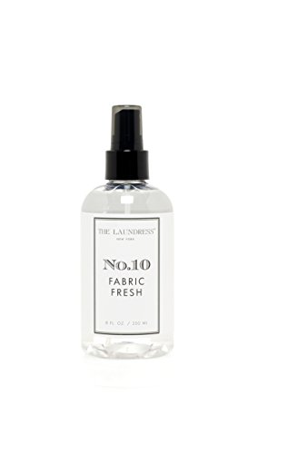 The Laundress No.10 Fabric Fresh Fabric Deodorizer, 8 Fluid Ounce