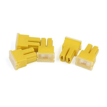 uxcell 60 32v female pal car auto link slow blow fuse block 60 Amp Fuse Type K uxcell 60 32v female pal car auto link slow blow fuse block yellow