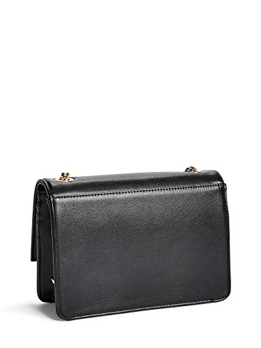 Dayna Black Crossbody Logo Factory GUESS Women's vEwCSnq