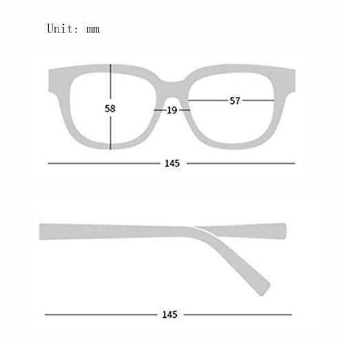 HD Triángulo 2 Grande Luz Sol Manejar Gafas Polarizada Caja Metal WX Color De xin 1 n0TEawq6p