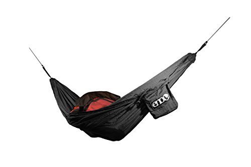 ENO Eagles Nest Outfitters - Underbelly Gear Sling, Hammock Accessory, Charcoal (Hammock Sling)