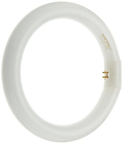 Tube Energy Wiser Compact - Bulbrite FCL-30LEX 30-Watt Circline Fluorescent T9 Bulb, 3000-Kelvin, G10q Base, 9-Inch Diameter, Warm White