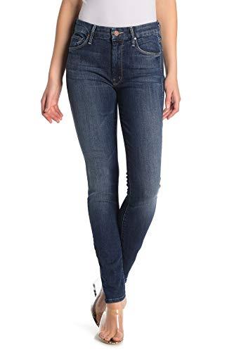 MOTHER Denim The Looker High Waist Skinny Jeans (25, Hello Kitty Kitty) -