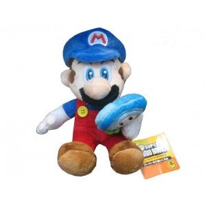 ice mario plush - photo #24